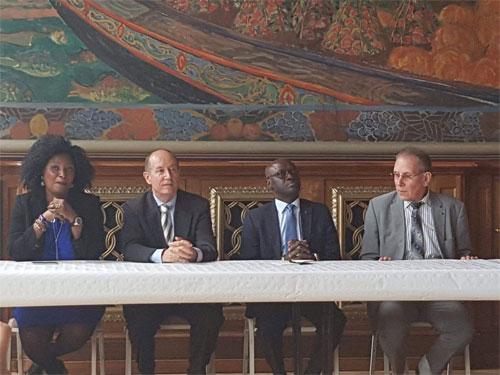 Burkina-France: L'Ambassadeur Alain Ilboudo parle du vote des Burkinabè de l'étranger à Nice