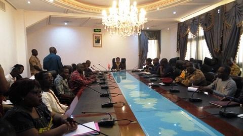 Opérationnalisation de la comptabilité des matières au Burkina: ''Le DAF  s'occupe maintenant de la gestion budgétaire ''