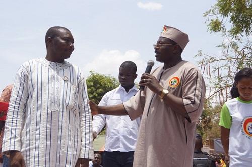 Politique: Le Congrès pour la démocratie et le progrès a rencontré ses militants de Bobo-Dioulasso