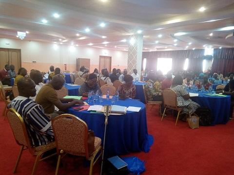 Secteur agricole: Une rencontre d'échanges pour une facilitation de l'accès au financement