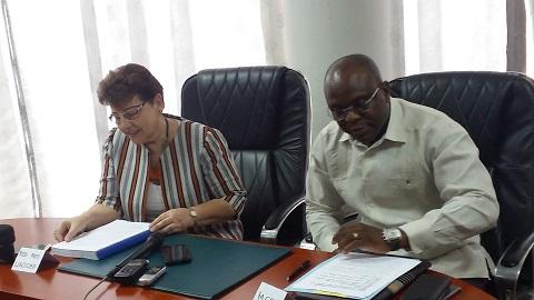 Etude sur la radio au Burkina Faso: Le ministre de la communication a remis officiellement le rapport à l'UNICEF