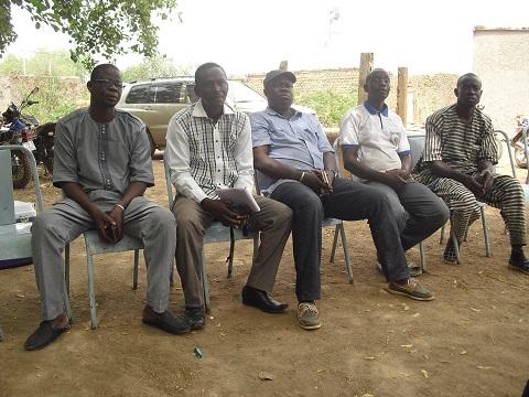 UPC / Kénédougou: Les responsables provinciaux à la rencontre des sous – sections