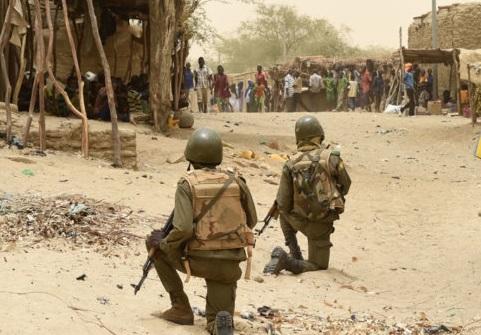 L'EIGS revendique des attaques — Burkina Faso