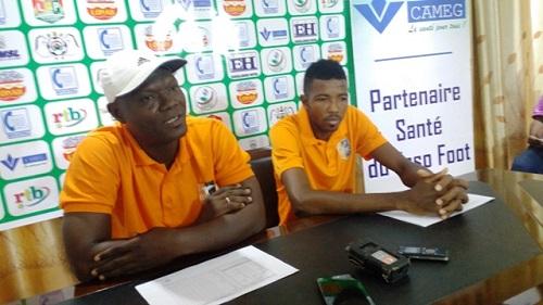 Championnat D1: Le RCK et l'AS Sonabel, toujours engagés pour le titre