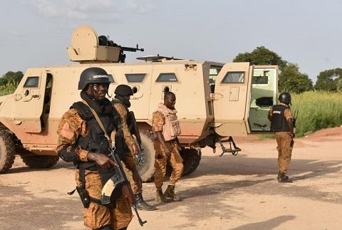 Etat Major Général des Armées: Des opérations de bouclage fructueuses
