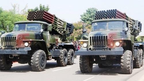 Classement des armées les plus puissantes: Le Burkina Faso n'est pas pris en compte