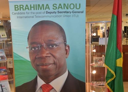 Candidatures du Burkina à l'UIT: Offensive diplomatique à Genève