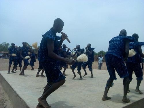 Flûtes San de Sawa: Le festival annuel a tenu toutes ses promesses