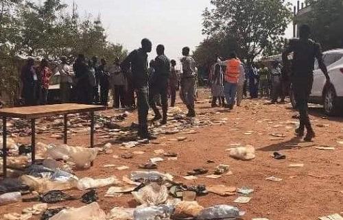 Bousculades de Somgandé: Voici les identités des victimes