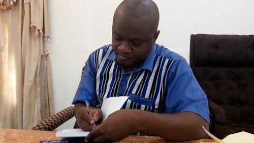 «Je ferai la grève du médicament jusqu'à ce que mort s'ensuive», Adama Ouédraogo dit Damiss, journaliste accusé dans l'affaire du coup d'Etat