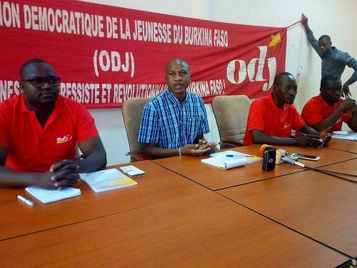 Conditions de vie et aspirations des jeunes du Burkina: L'ODJ dresse «un tableau noir» suite à une enquête