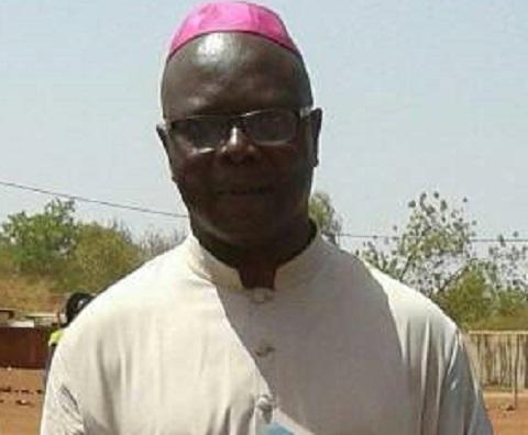 L'abbé Prosper Ky, de la paroisse de Toma, a été nommé ce 24 avril 2018 évêque du diocèse de Dédougou