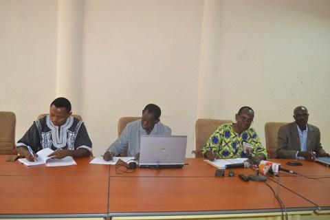 Entreprises minières au Burkina: le SYNTRAGMIH, demande l'application des textes