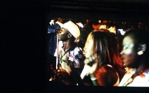Musique: L'avant-première du film «rap au pays des hommes intègres» a été projetée