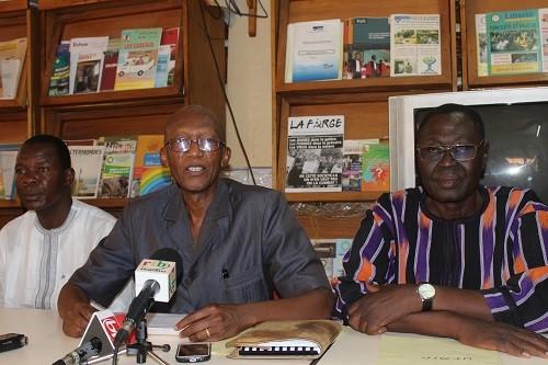Procès du putsch de septembre 2015: «Octobre 2014 n'est pas loin de nous», Chrysogone Zougmoré, président du MBDHP