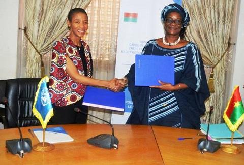 Coopération Burkina-Système des Nations unies: Le Sahel, une zone prioritaire des interventions