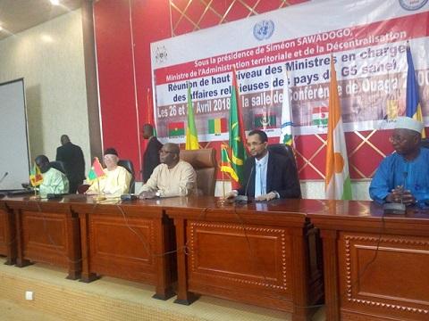 Radicalisation et extrémisme violent au Sahel: La thérapie des ministres en charge des affaires religieuses