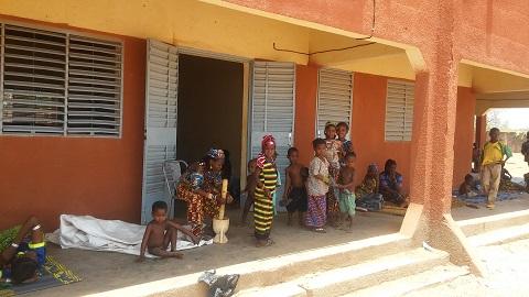 Conflit communautaire dans le village de Barimagou: «Bien traités» à Kantchari, les déplacés impatients de retourner chez eux