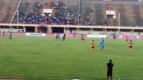 Championnat national D1: L'EFO tombe face au RCK (0-1)