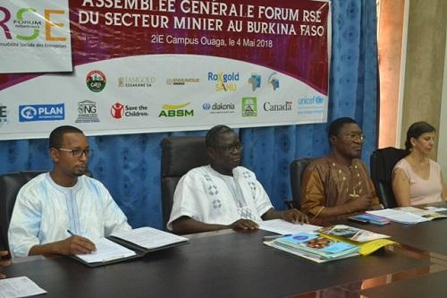 Forum multipartite pour la RSE: Les membres ont tenu leur 6ème assemblée générale ordinaire