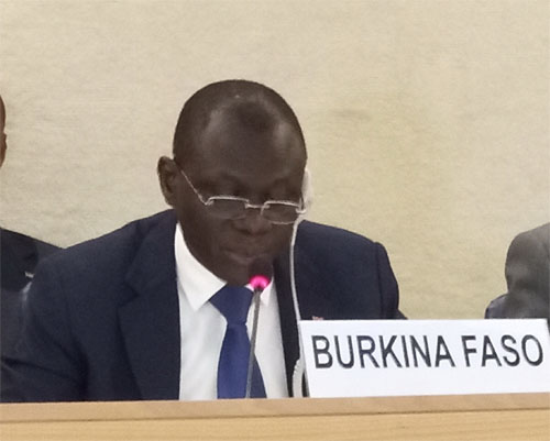 Justice et droits humains au Burkina Faso:  32 nouveaux textes législatifs adoptés entre 2013 et 2017
