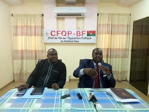 Délocalisation du Conseil des ministres: «Ce sont nos impôts qui vont servir à commencer la campagne du MPP», Zéphirin Diabré