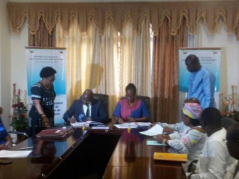 Développement du secteur agro-industriel et de l'économie numérique: Un accord de financement de 52 milliards de F CFA signé