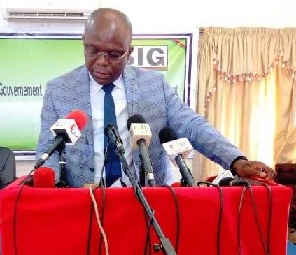 Conseil des ministres  délocalisé: «Pour les questions de coûts, ne vous en faites pas(…)» Rémis Fulgance Dandjinou