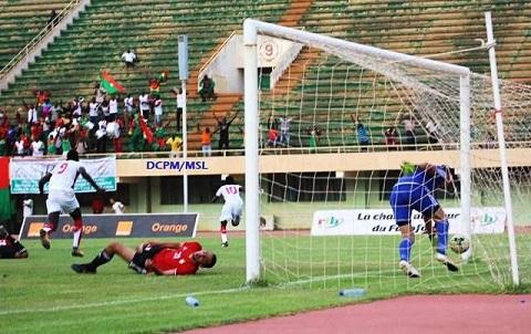 Eliminatoires CAN U20: Le Burkina vainqueur à domicile (3-1)
