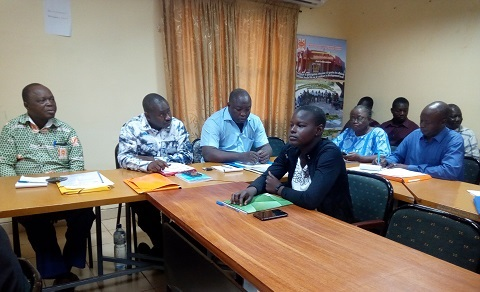 INADES-Formation Burkina: les membres ont tenu leur assemblée générale de 2018