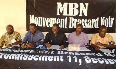 Propos de Zéphirin Diabré au congrès du CDP: Le mouvement Brassard noir s'indigne