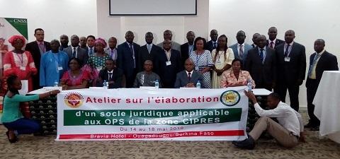 Conférence interafricaine de la prévoyance sociale: L'avant-projet de socle juridique commun aux Etats membres en cours d'élaboration
