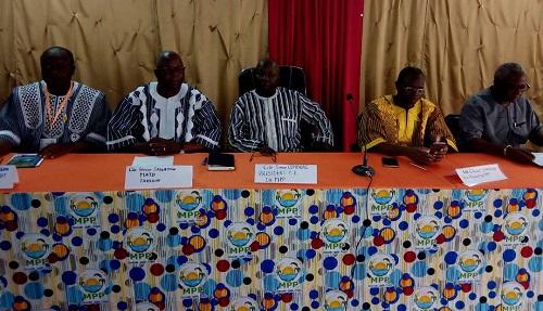 Commune de Ouagadougou: Le leadership du conseiller municipal de la majorité au cœur de la première journée du groupe municipal