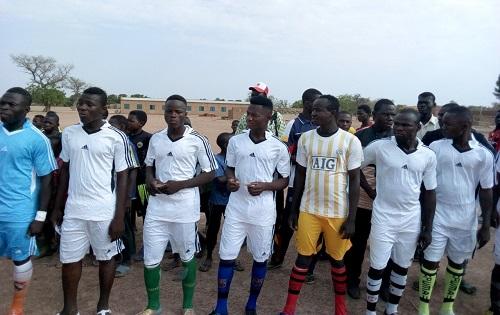 Sport: Lancement de la coupe du maire de Yaba dans la province du Nayala