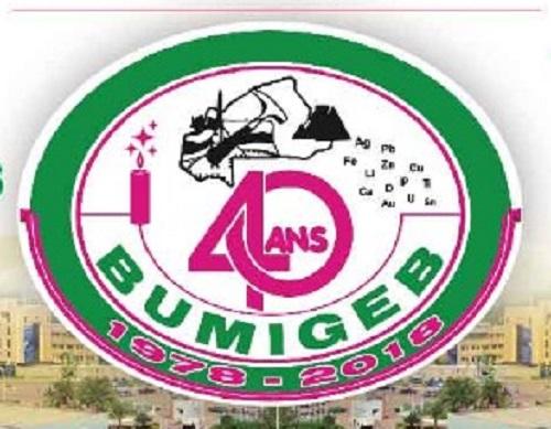 Célébration des 40 ans de BUMIGEB