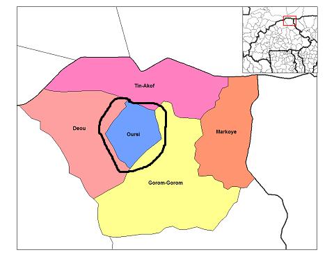 Insécurité dans la région du Sahel: Le préfet du département d'Oursi a été assassiné
