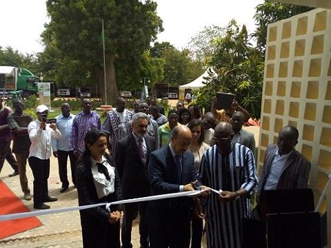 Agriculture: Le Bureau national des sols inaugure deux laboratoires d'analyse