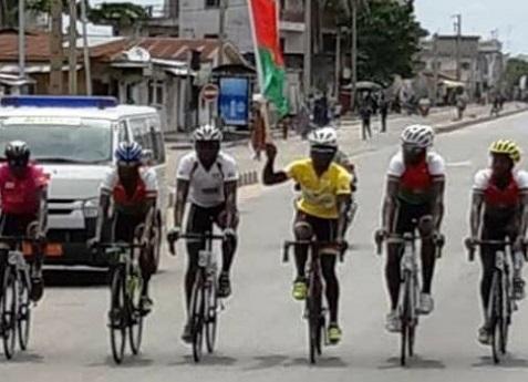 Tour cycliste du Benin: Les Burkinabè remportent toutes les six étapes