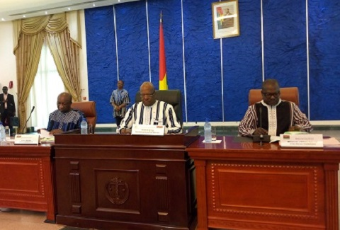 Situation sécuritaire du Burkina: «Nous avons décidé de prendre le taureau par les cornes», dixit Roch Kaboré