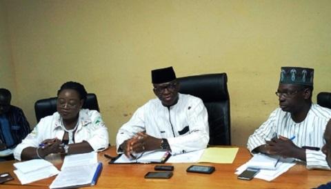 Santé: Le Pr Nicolas Méda consulte les différents services de Yalgado
