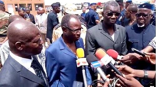Sécurité transfrontalière Bénin, Burkina, Ghana, Togo: 202 personnes interpellées dont 2 soupçonnées de terrorisme