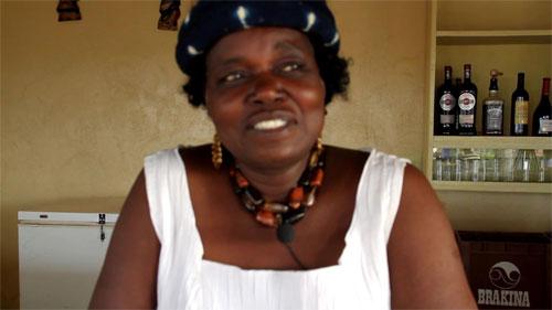 Léonie Ouédraogo, une icône de la diaspora burkinabè qui combat la pauvreté au Burkina