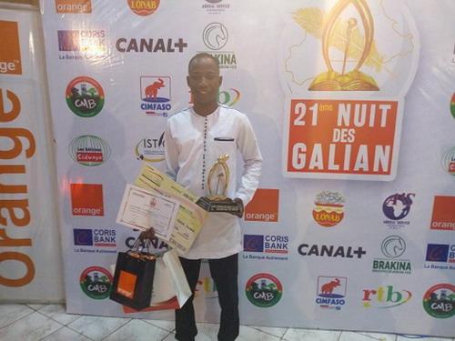 Prix Galian 2018 des médias: Lefaso.net, lauréat du prix de la presse en ligne