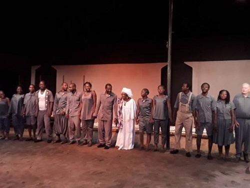 Théâtre: Le CITO présente «Les bouts de bois de Dieu»