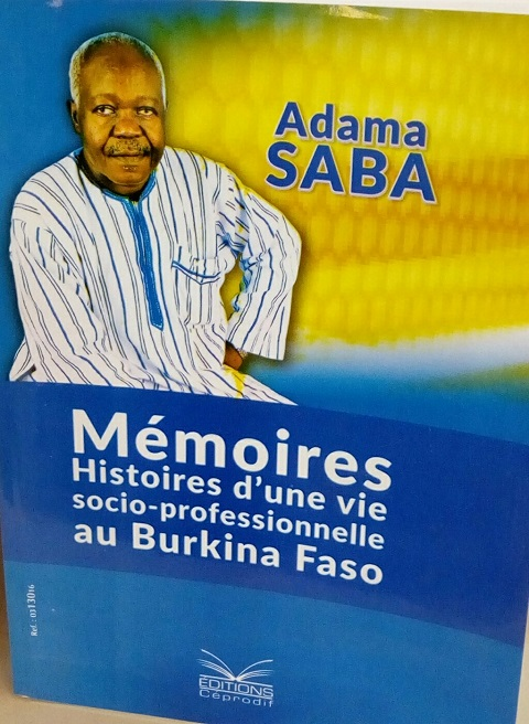 Littérature: Le Pr Adama Saba présente deux nouveaux ouvrages