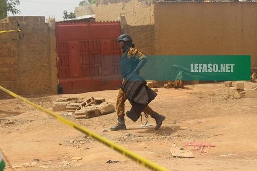 Lutte contre le terrorisme: 3 assaillants abattus et 1 gendarme tué à Ouagadougou