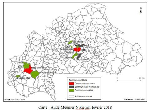 Les pratiques d'hygiène au Burkina Faso: Une analyse sociologique