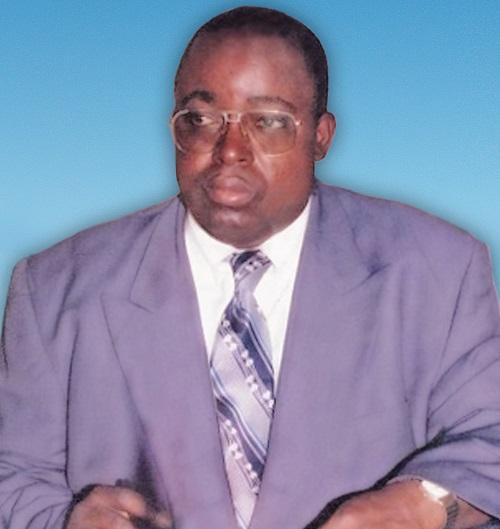 In memoria: Cyril GOUNGOUNGA