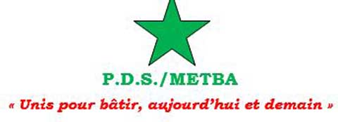 Rupture de relations entre le Burkina et Taïwan: Le PDS/Metba félicite le gouvernement pour «cette juste décision»