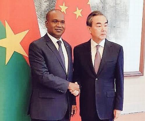 Ouagadougou - Pékin: Analyse d'un nouveau partenariat